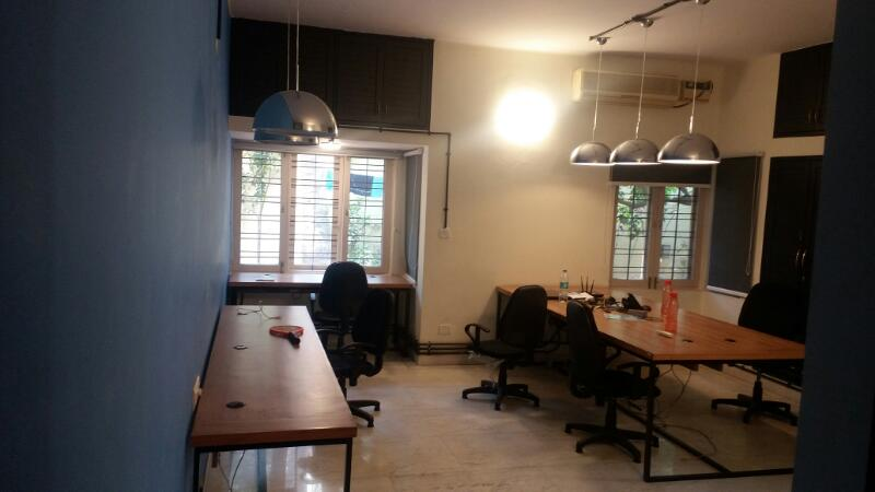 Shared Office Desks Cunningham Road Bangalore Kowrk