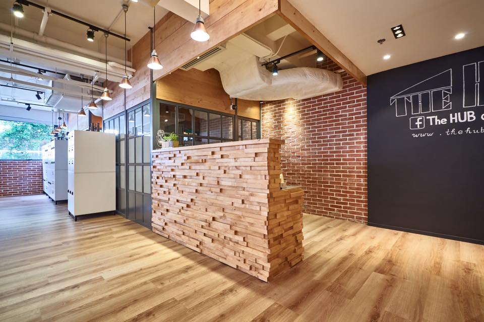 Kowrk - The Hub Coworking Space Hong Kong