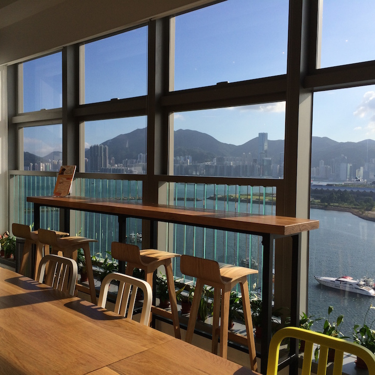 Kowrk - NeighborFarm Coworking Space Hong Kong
