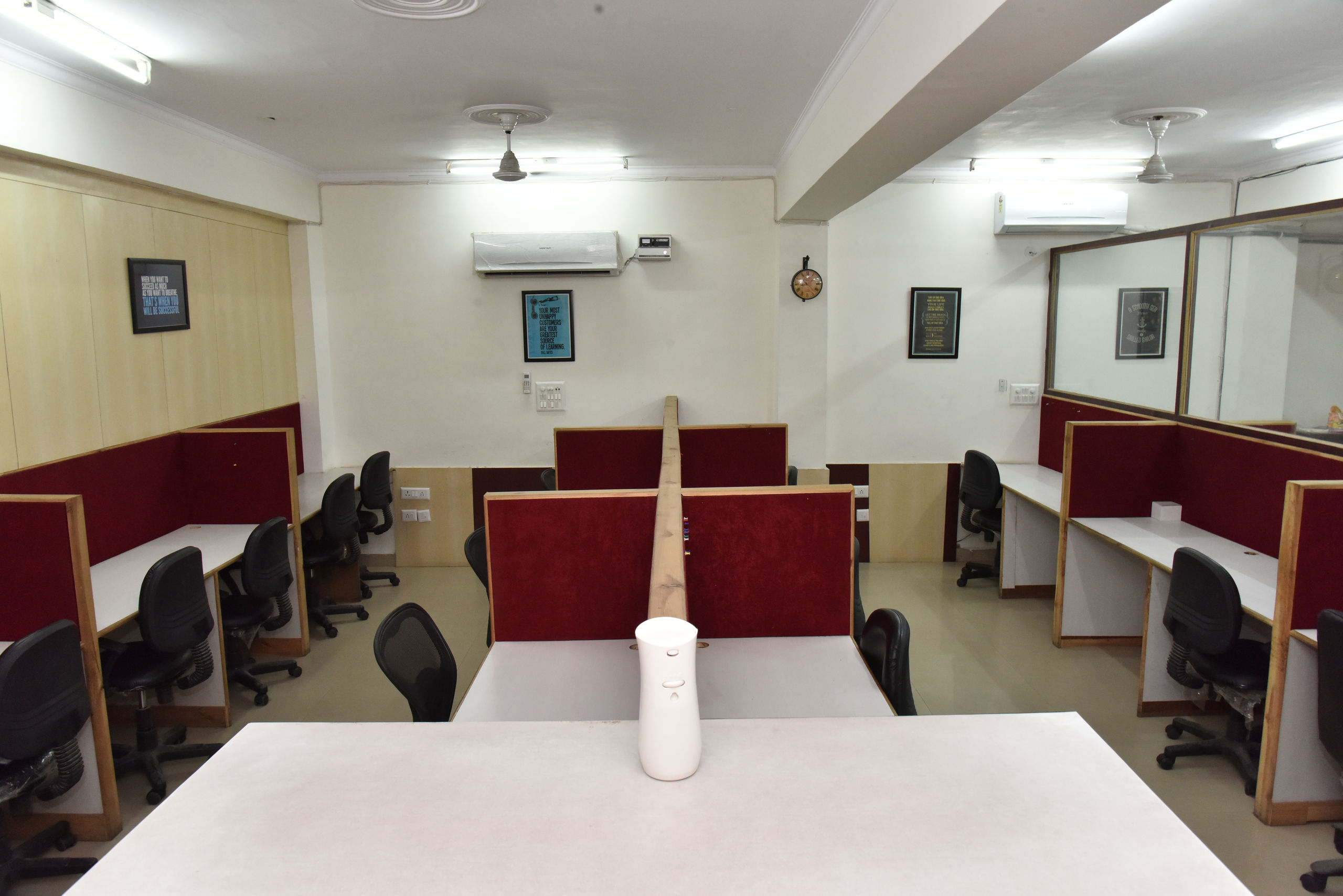 Mstoic Tech Park Dwarka kowrk coworking space Delhi India