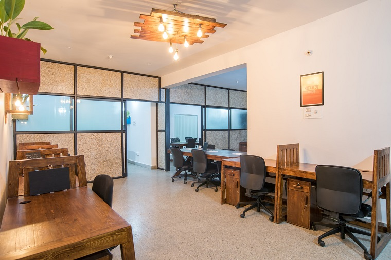 Share Studio Bangalore Kowrk coworking space