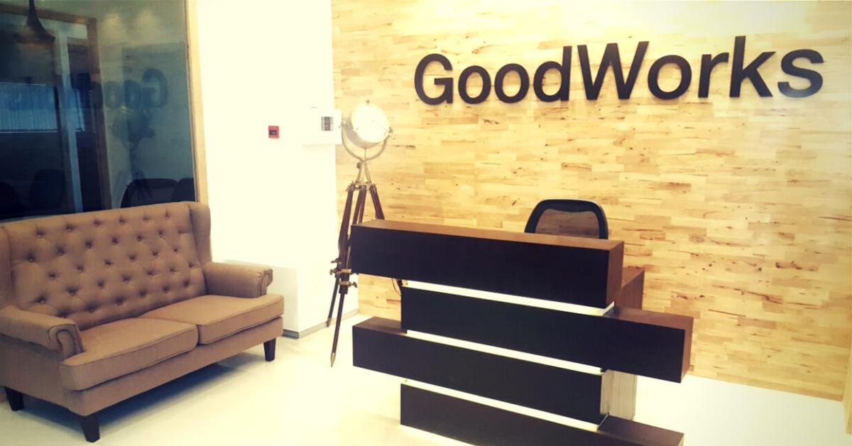 GoodWorks CoWork Bangalore