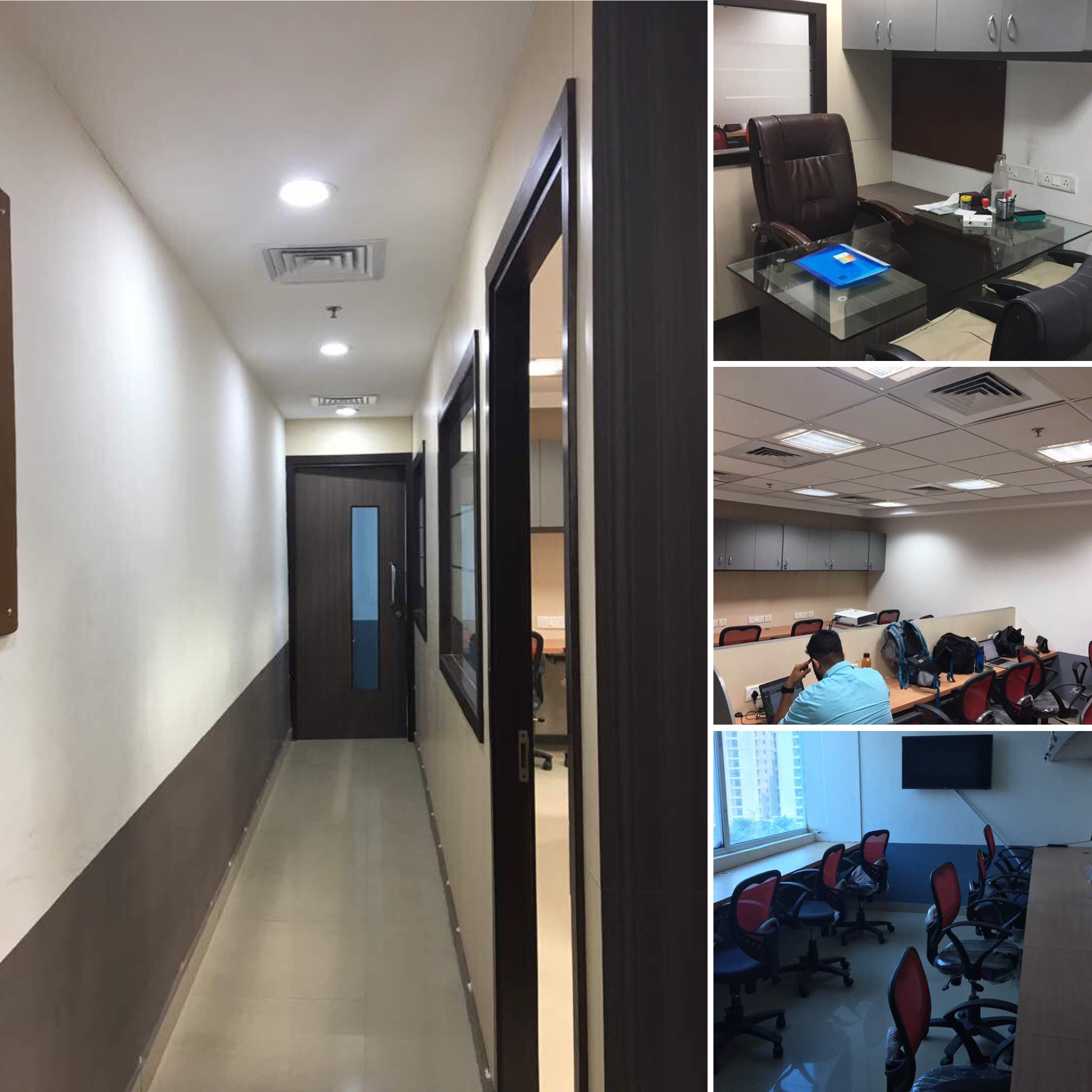 Coworking Space Noida Near Grand Omaxe kowrk