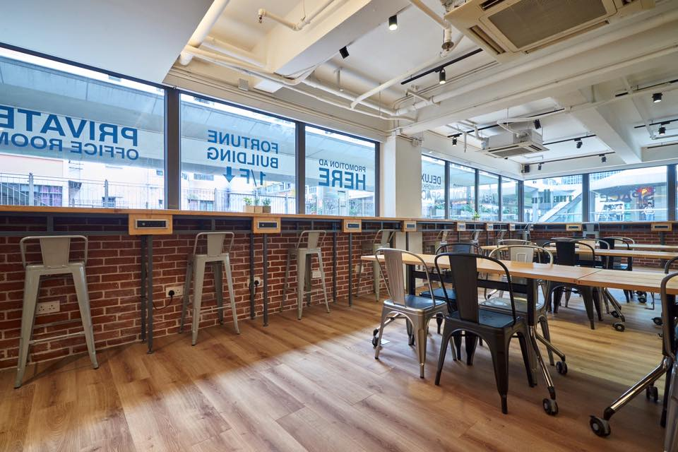 The Hub – Coworking Space in Wan Chai