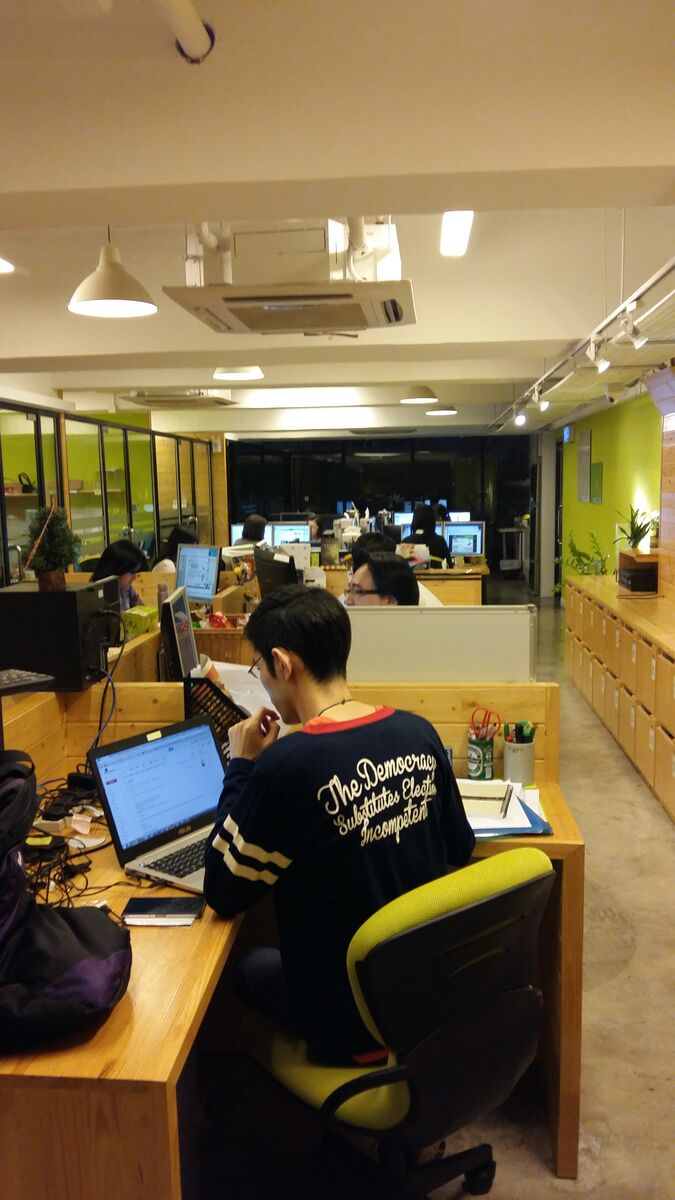 Kowrk Cowork CHM Coworking Space kwon tong