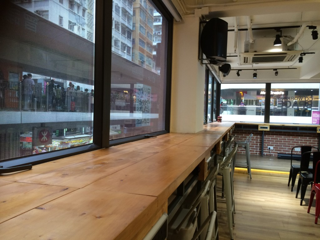Kowrk – The Hub Shared Office Space Wan Chai, Hong Kong