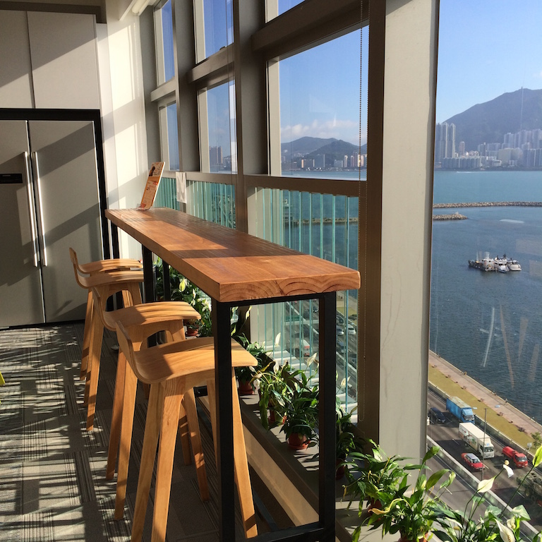 Kowrk NeighborFarm Coworking Space Hong Kong