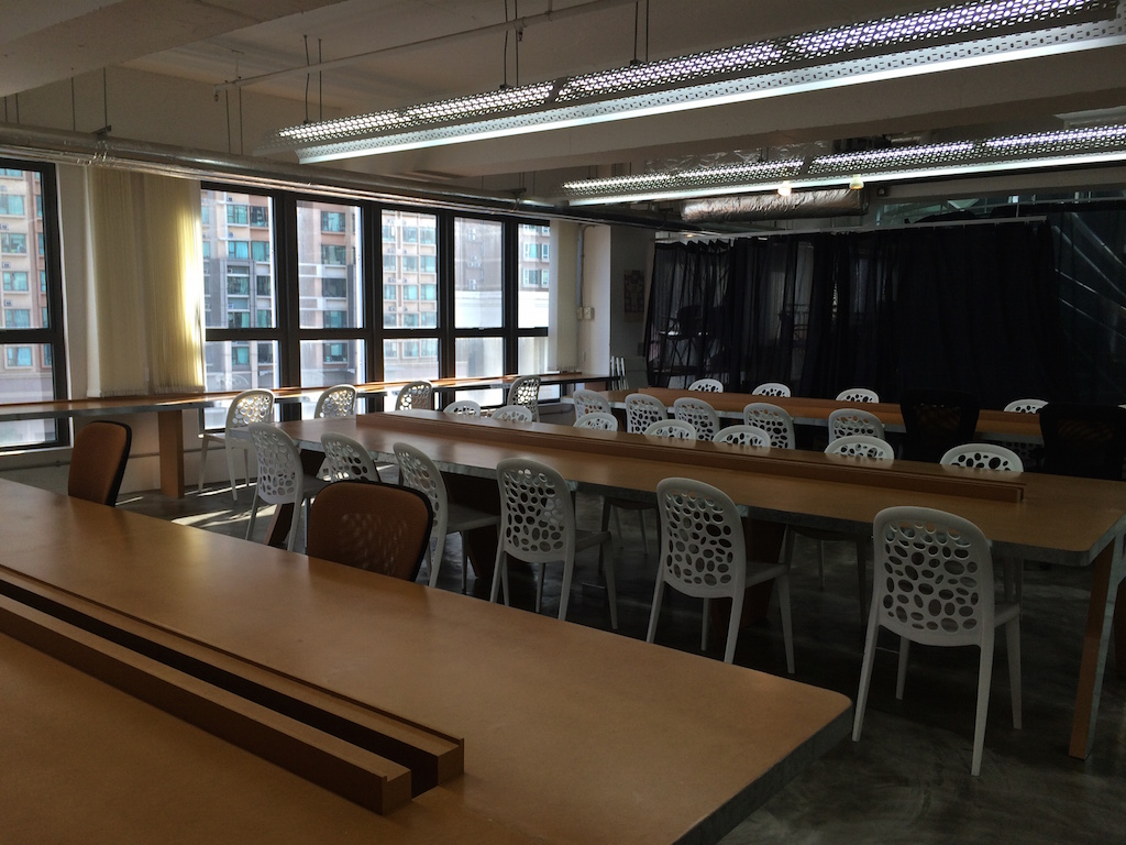 Kowrk Fashion Farm Foundation – Shared Office Space in Hong Kong