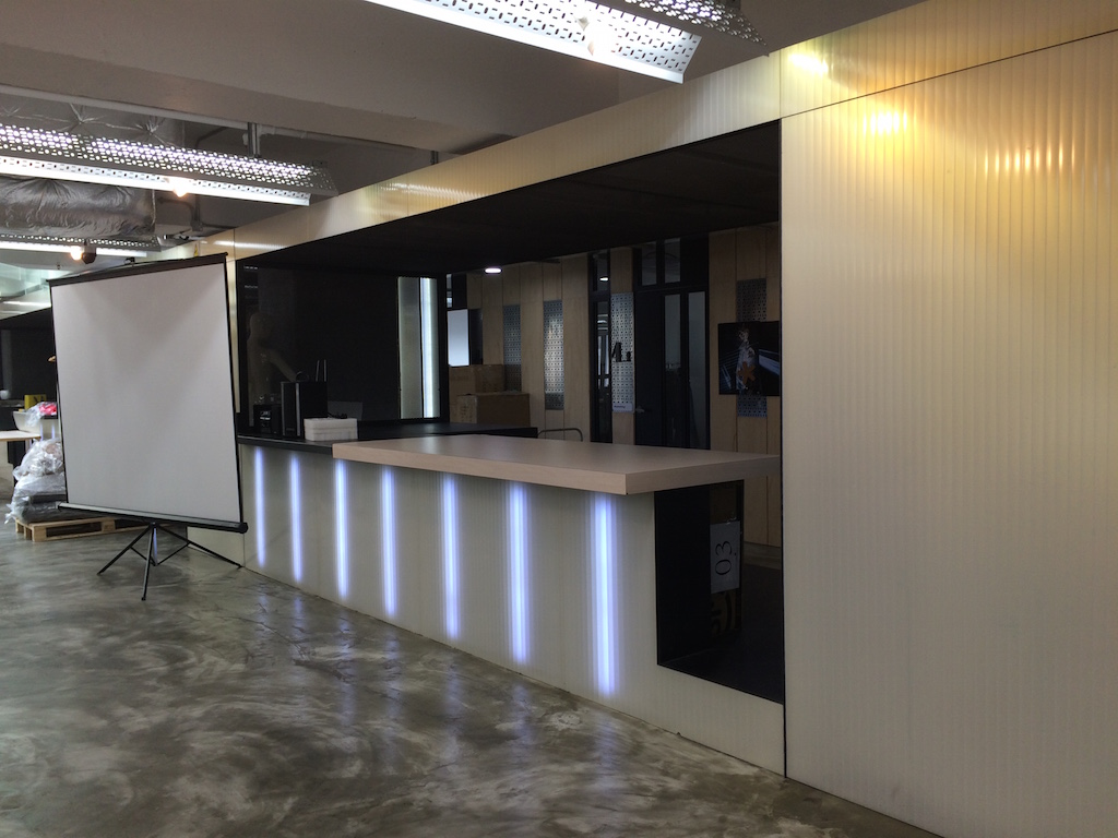Fashion Farm Foundation – Conference Room Hong Kong