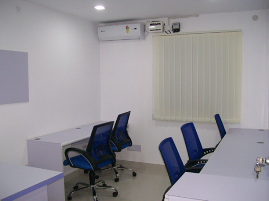 CoworkZone Hyderabad coworking space private offices Kowrk