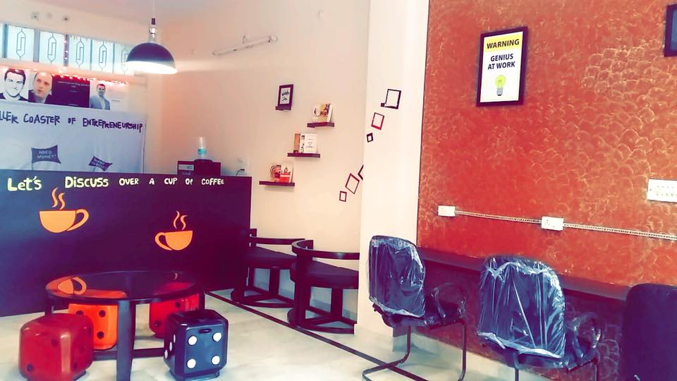 Wired Hub Jaipur Coworking space Rajasthan Kowrk