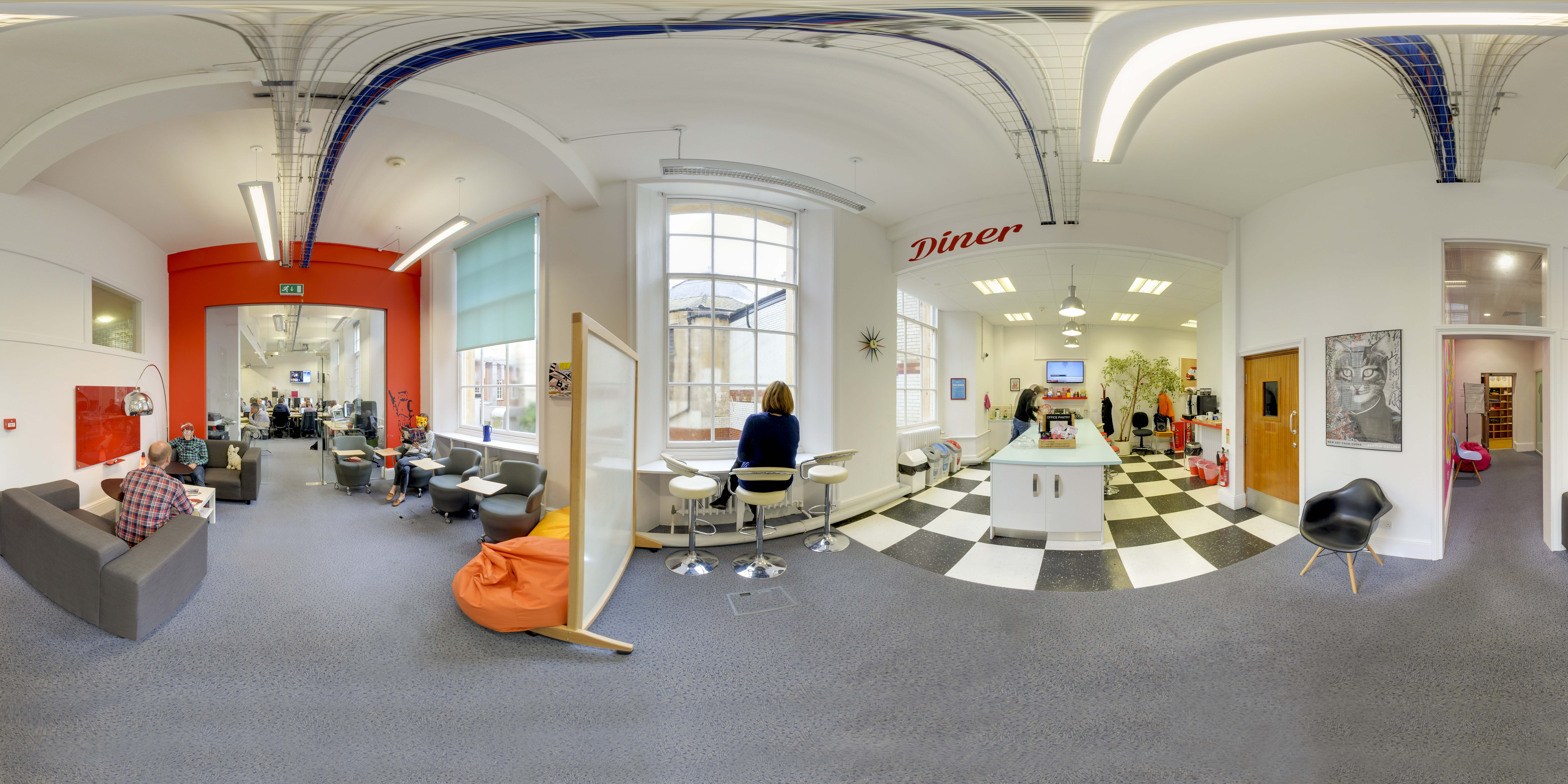 The Guild Coworking Bath UK