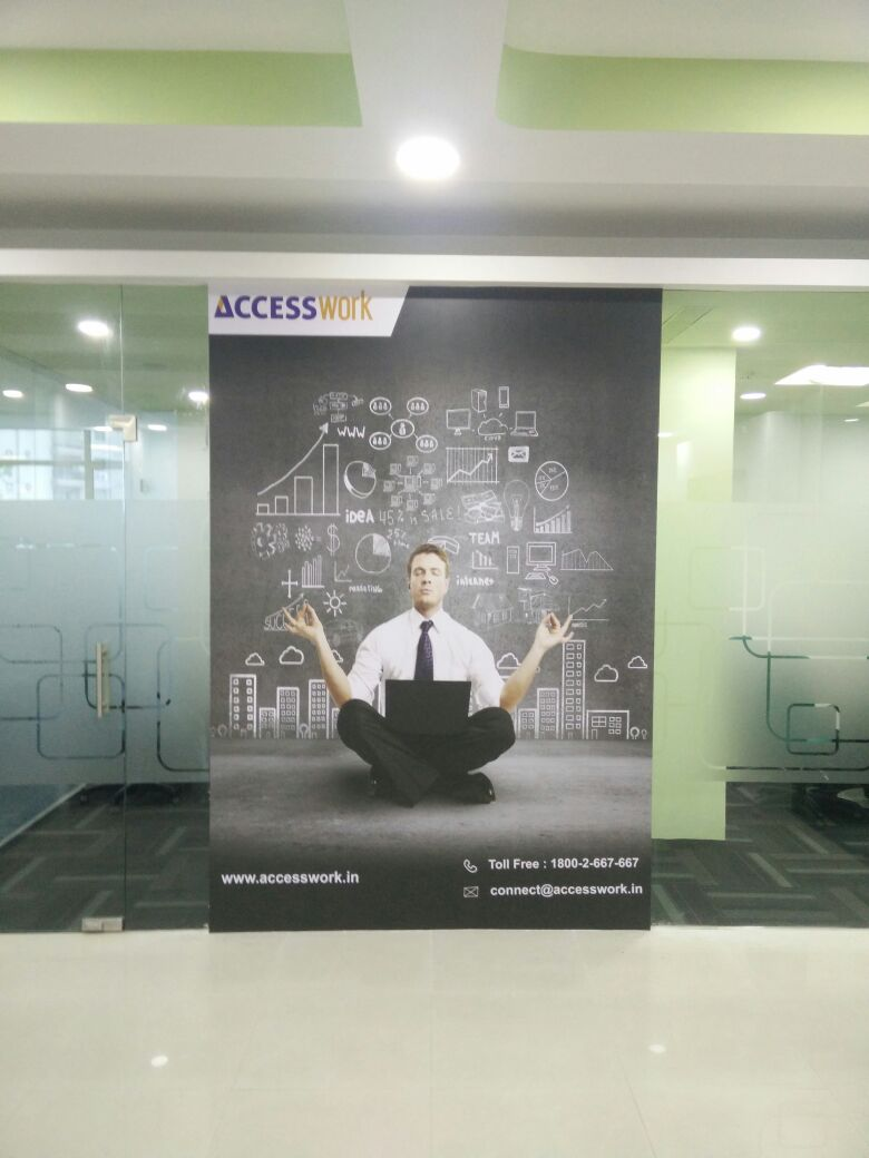 AccessWork Business Center Powai Kowrk coworking space Mumbai